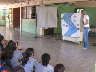 Dia do Manuelzão na Escola (Foto: acervo do Projeto Manuelzão)