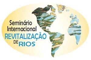 Banner Seminário Internacional de Revitalização de Rios