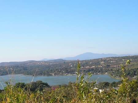 Por decisão do Ministério Publico, a lagoa central ficará preservada. Foto: José de Castro Procópio